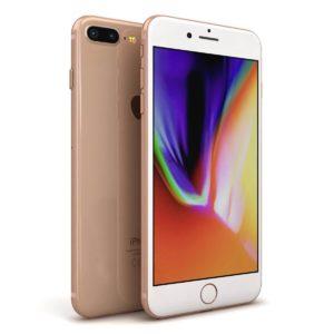 Inlocuire/Schimbare carcasa spate Iphone 8 plus